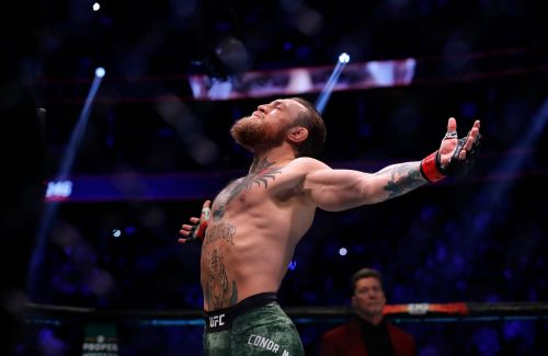 Nate Diaz and Justin Gaethje are the 2 frontrunners to fight Conor McGregor in the summer