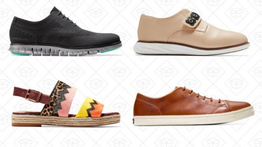 Cole Haan is Taking an Extra 40% Off All Sale Styles During Their Memorial Day Sale