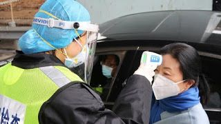 Taiwan confirms first coronavirus death on island, cases at 20