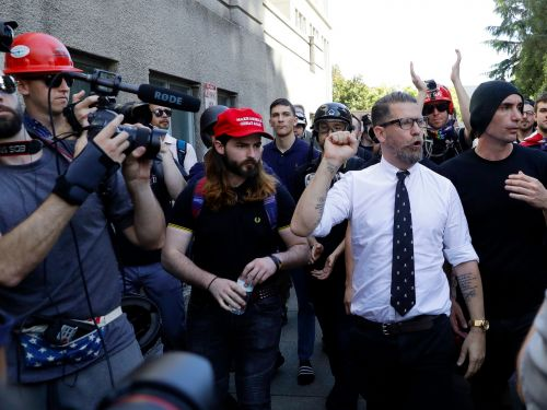 White nationalist groups like the Proud Boys are street gangs, and law enforcement needs to start treating them that way