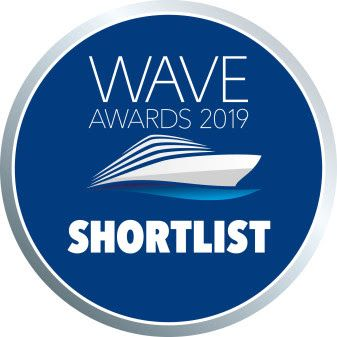Fred. Olsen Cruise Lines is shortlisted in three categories at prestigious 'Wave Awards 2019′
