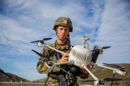The Pentagon wants to win future wars with drones that troops can control with their minds
