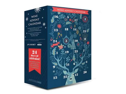 Aldi's wine advent calendar is finally coming to the US - and it's every wine lover's dream