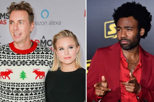 Dax Shepard suggested Kristen Bell leave him for Donald Glover - and of course she had the best response