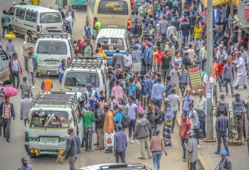 Addis Ababa is Boosting Economic Growth with an Ambitious Walking and Cycling Strategy