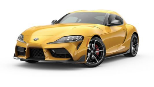 The 2020 Toyota Supra Actually Comes in a Few Cool Colors