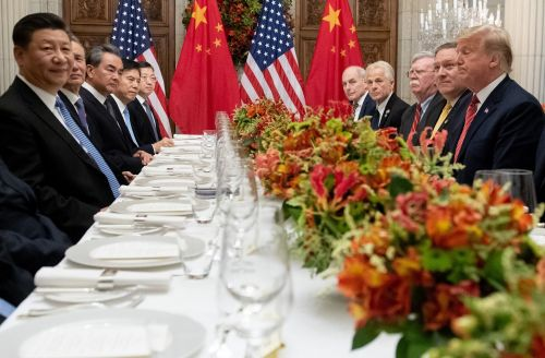 Trump and Chinese President Xi Jinping are reportedly 'highly unlikely' to meet before a critical trade war deadline