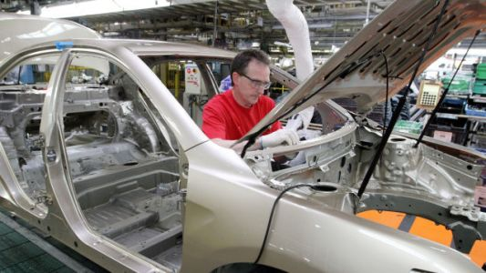 Toyota Is Doubling Down on U.S. Production
