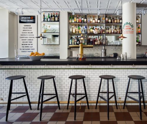 The Savoy's American Bar Comes to NYC