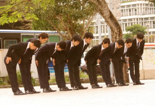 The Complex World Of Japanese Business Manners