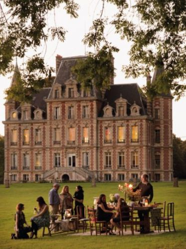Glimpse Chateau Life in this Covetable New Book