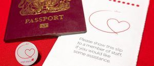 Hidden disabilities scheme by Virgin Atlantic