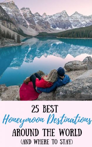 25 Best Honeymoon Destinations In The World