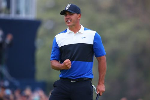 How Brooks Koepka went from overlooked amateur to the possible heir to Tiger Woods' throne
