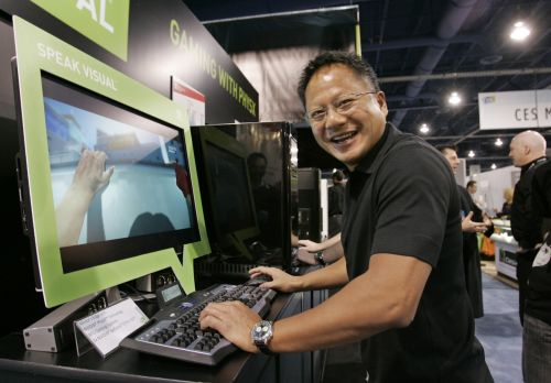 Nvidia gets a $350 price target - the most bullish on Wall Street