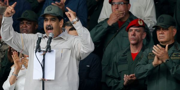 How the US blew its chance to woo 2 generals keeping Nicolas Maduro in power in Venezuela