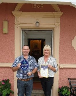 VisitScotland: Guest house goes for gold