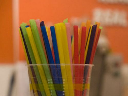 California won't offer straws at full-service restaurants - unless customers request them