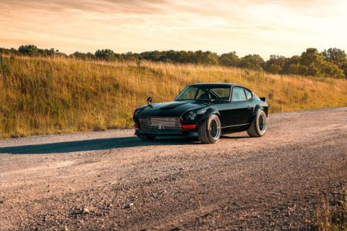 Your Ridiculously Awesome Datsun 240Z Wallpapers Are Here