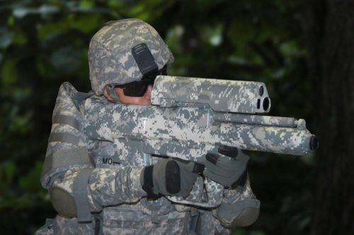 The Army's XM25 'Punisher' airburst weapon is officially dead