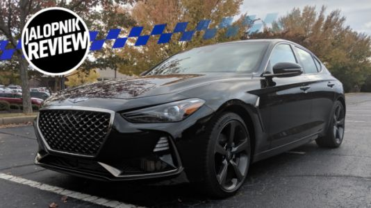 The 2019 Genesis G70 Is as Great as It Needs To Be