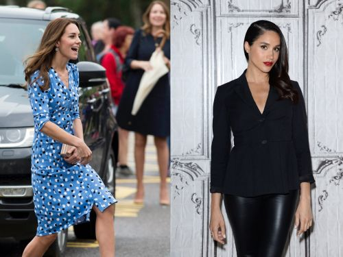 We compared Meghan Markle's and Kate Middleton's fashion choices - and the winner is clear