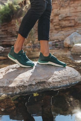 The Most Sustainable Pair of Travel Shoes