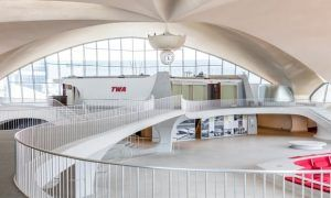 TWA Hotel at New York's JFK airport opened its bookings