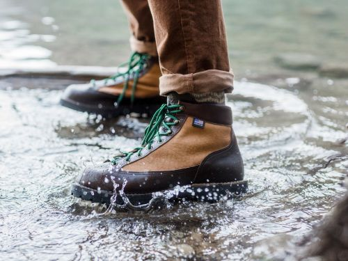Danner Boots partnered with a small outdoors startup to give its classic pair of hiking boots a sustainable facelift - here's why they're worth the cost