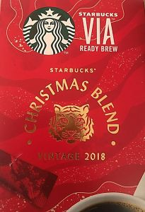Starbucks Brings Christmas Magic to All its Stores Across India