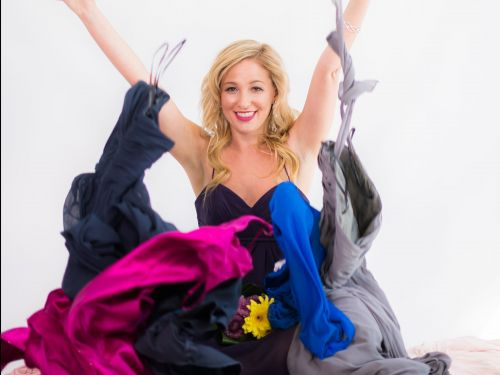 I'm a professional bridesmaid: Strangers hire me to pretend to be their close friend during their wedding - and yes, I have way more than 27 dresses