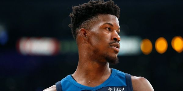 The Knicks have made a major change in philosophy, and it's about to get its first big test with Jimmy Butler