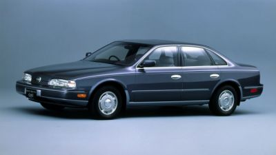 Let Me Tell You About A Real Luxury Cruising Machine: The Infiniti Q45