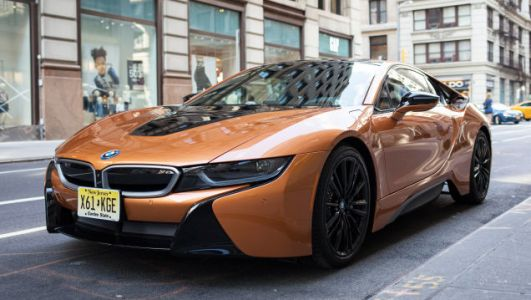 What Do You Want to Know About the 2019 BMW i8?