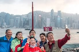 Travel Fair welcome Chinese tourists