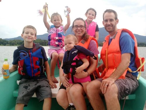 An American family who moved to Nicaragua for a year to live cheaply ended up blowing their $30,000 budget thanks to unexpected costs - but still spent less than life at home in the US