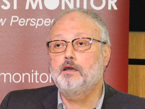 A petition to change the street name where the Saudi Embassy in Washington is located to 'Jamal Khashoggi Way' already has a heap of signatures