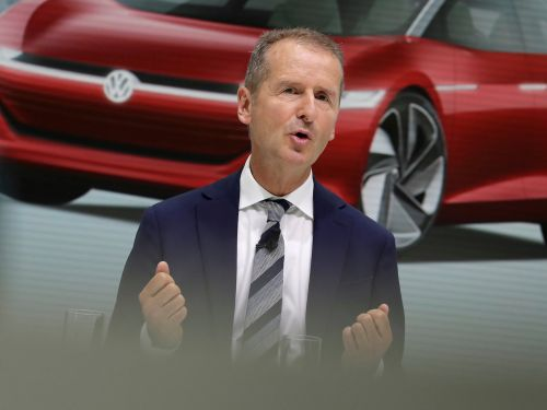 Volkswagen's CEO said it will make EVs that are as good as Tesla's for half the price in 2020: Report