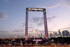 Dubai Frame bags leisure tourism award