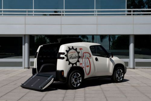 Back in 2014 Toyota crafted the U-squared concept utility vehicle