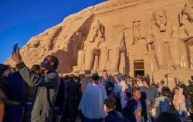 Egypt is cleaning pyramids as coronavirus outbreak diminished tourism