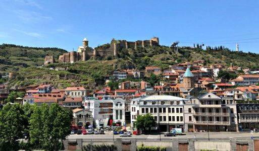 Finding Love in Tbilisi in 72 Hours