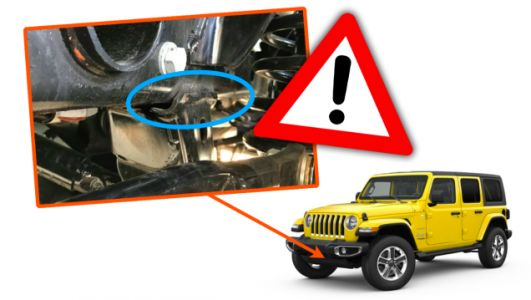 New Jeep Wrangler Frame Welds are Failing and Now FCA Is Issuing a Recall