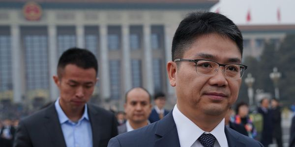One of China's richest men was arrested in the US on sexual misconduct allegations, then left the country