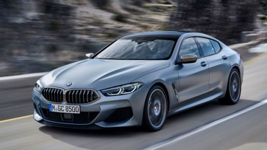 The 2020 BMW 8 Series Gran Coupe Is The For The Real Sedan Heads