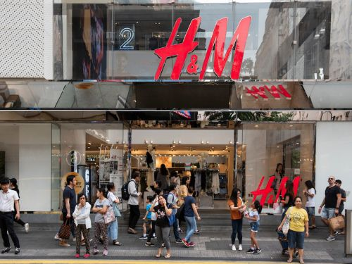 H&M's says the 2,500 furloughed workers from its Stockholm headquarters are set to return to work in July