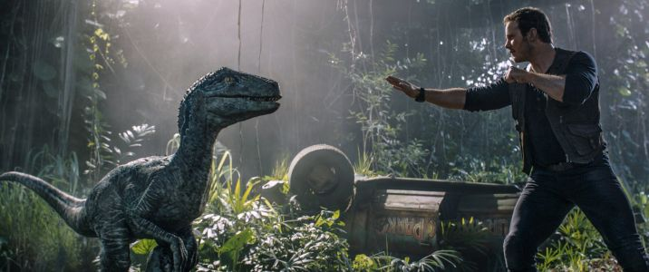 The 8 most ridiculous moments in 'Jurassic World: Fallen Kingdom' -ranked