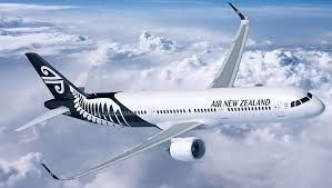 Air New Zealand flight NZ26 has the inaugural flight from Auckland to Chicago