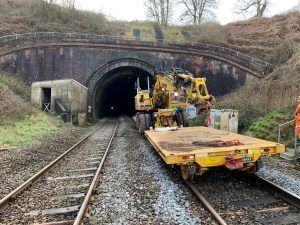 Railway Reopens Thanks To The Help Of Ivy and Holly The robots