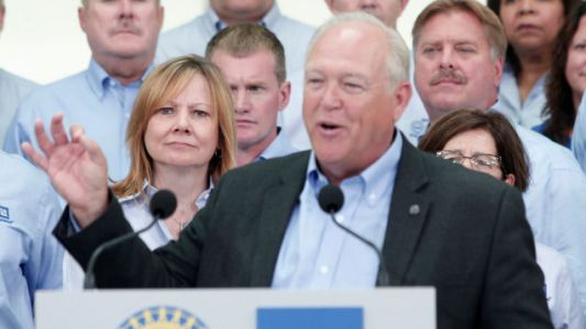 Another Former UAW President Pleads Guilty